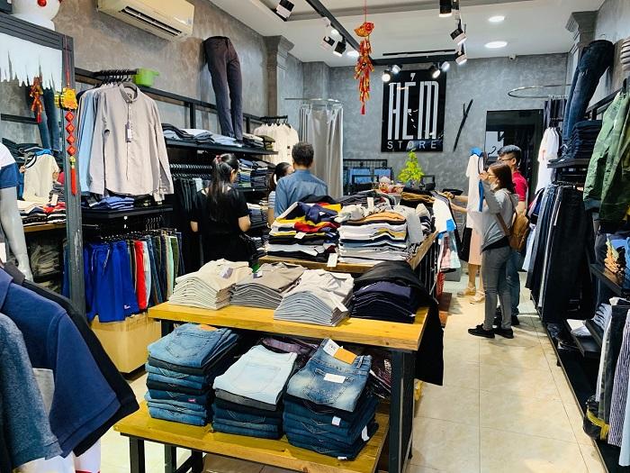 Hẻm Store Shop thời trang nam