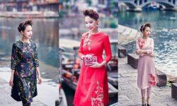 Đến với Ruby Phạm Ngọc Thạch bạn sẽ bạn se bị thu hút trước những mẫu áo dài đẹp với đầy đủ các chất liệu, mẫu mã phong phú đa dạng