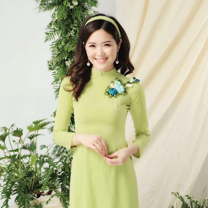 Áo dài Trang Ngọc là địa chỉ uy tín chuyên thiết kế và may đo các mẫu áo dài nữ đẹp