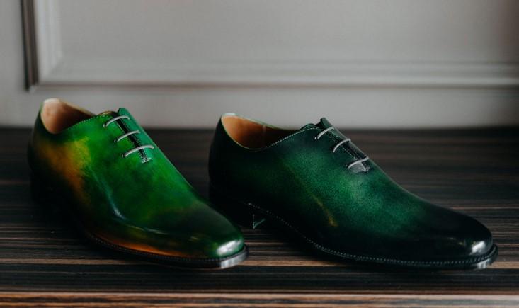 Mẫu giày tây da green field 2