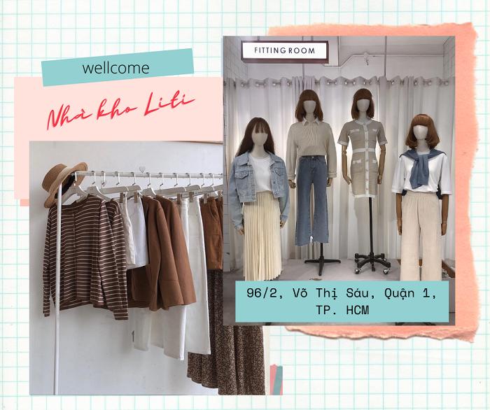 Nhà kho Liti là shop thời trang nữ với các sản phẩm quần jeans giá rẻ nhưng vẫn đảm bảo chất lượng và độ độc đáo