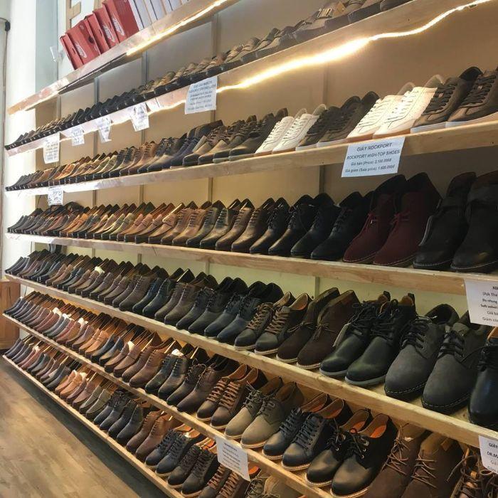 MT sở hữu những kiểu giày thời trang nam hiện đại, không ngừng sáng tạo