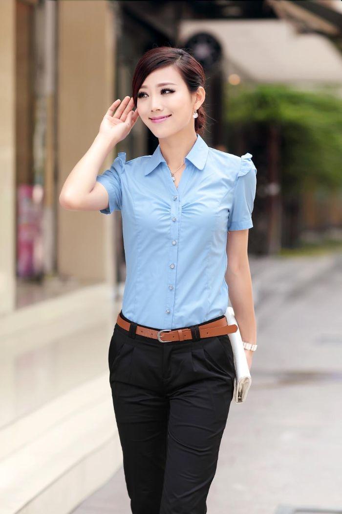 nữ Hàn Quốc - Caocap24h chuyên cung cấp các trang phục công sở bao gồm: đầm liền, chân váy Hàn Quốc, quần Âu, áo sơ mi, áo khoác,...