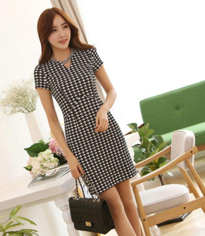 NK Fashion là địa chỉ cung cấp những phong cách công sở chuẩn Hàn