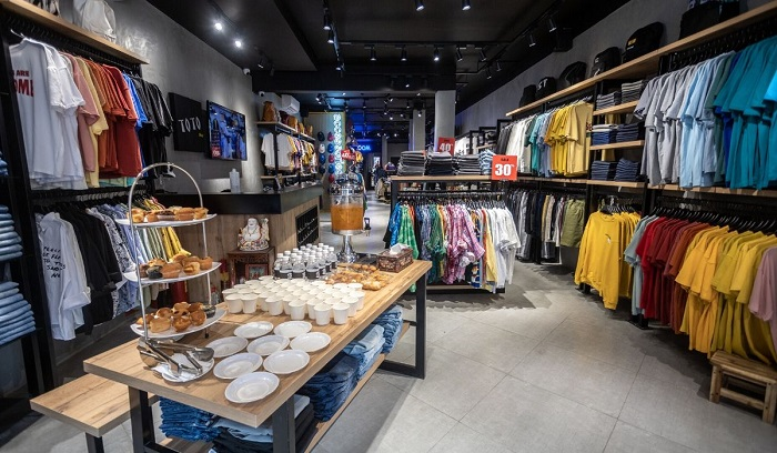 Toto Shop thay đổi để hoàn thiện và phát triển