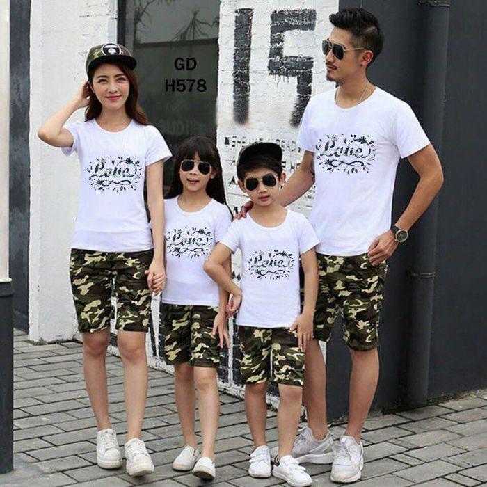 Địa chỉ bán áo gia đình tại tphcm UY TÍN