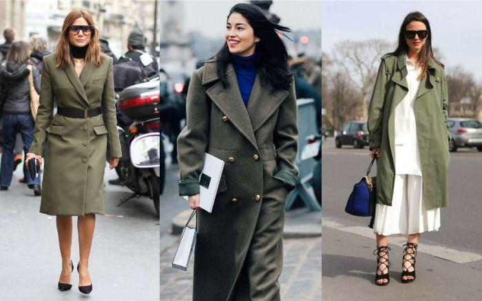 Không phải dĩ nhiên mà loại áo trench coat là kiểu áo khoác được phái đẹp ưa chuộng nhất trong thời gian trở lại đây