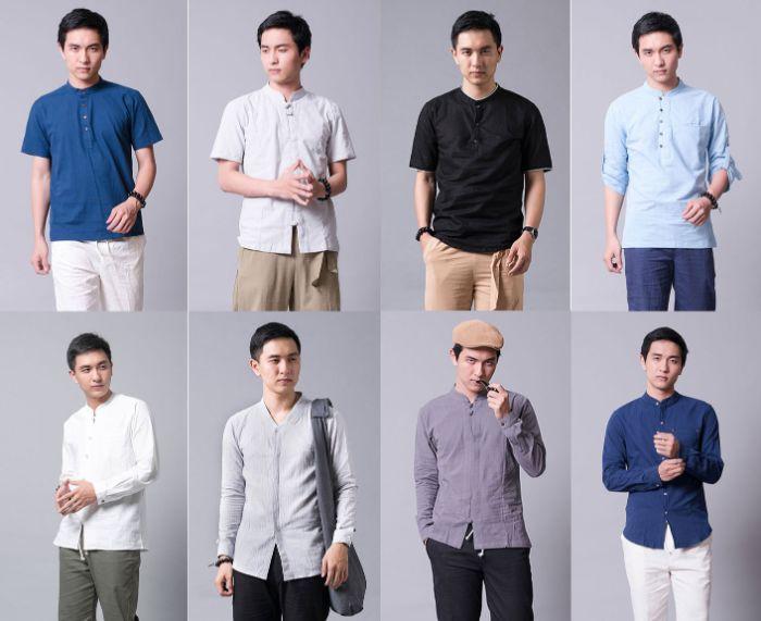 Vải Đũi (Linen) là 1 loại lụa tơ tằm, chất liệu hơi giống bố nhưng mịn và mềm hơn