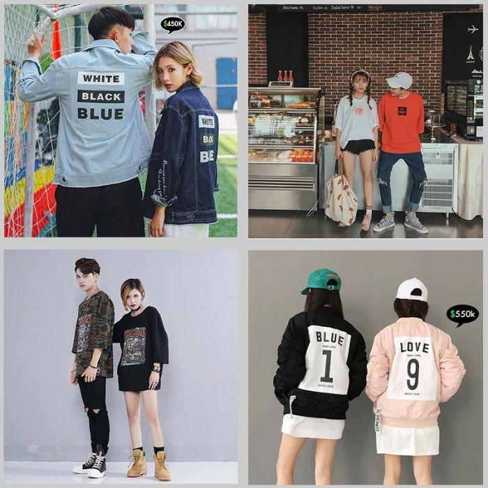 Lyra shop cũng là một trong shop quần áo tuổi teen thu hút khách hàng