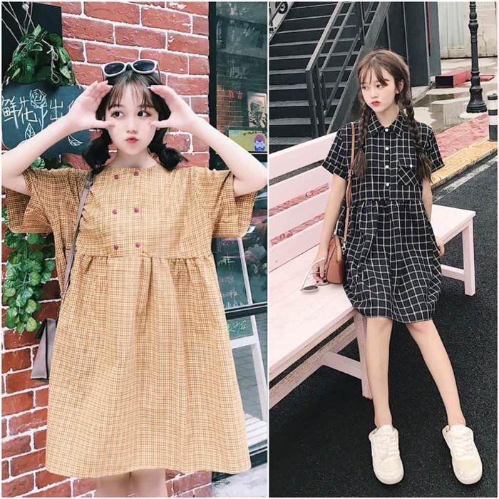 Quần áo tại shop chủ yếu phù hợp với các chị em trong độ tuổi từ 20 trở lên