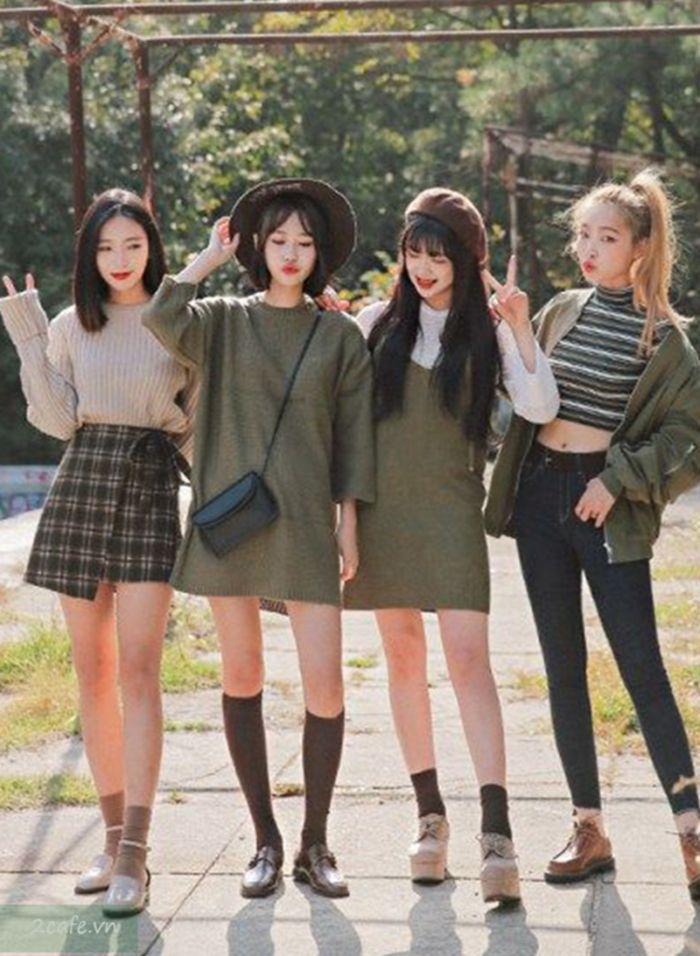 Áo Khoác Củ Cải là shop thời trang Hàn Quốc nổi tiếng ở TP. Hồ Chí Minh