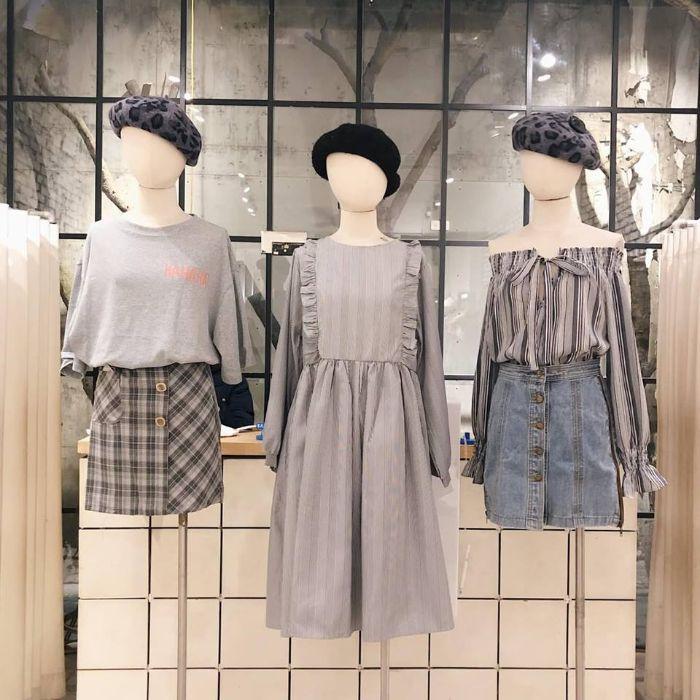 Điểm cộng cực lớn cho shop đó là shop rất chăm chỉ cập nhật các mẫu mới theo mùa lên fanpage