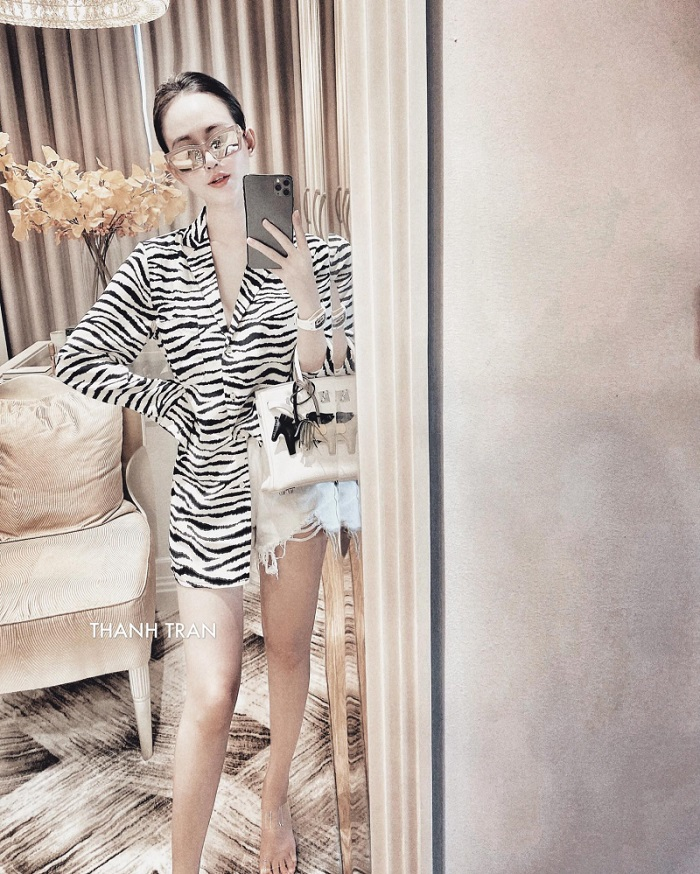 THANH TRẦN là một trong những Shop chuyên về quần áo, váy nữ đẹp