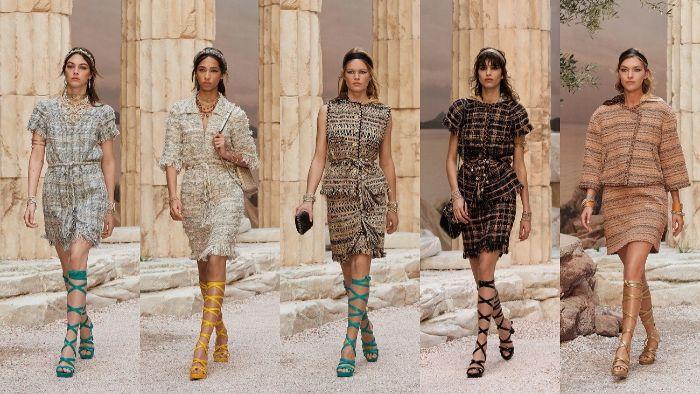 Chanel luôn là thương hiệu thời trang nổi tiếng mang tính biểu tượng