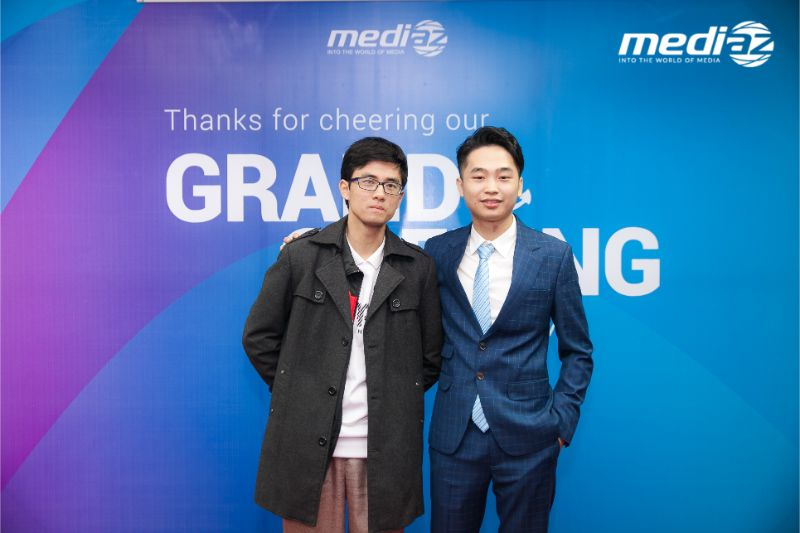 MediaZ là công ty có trụ sở chính được đặt tại Hà Nội