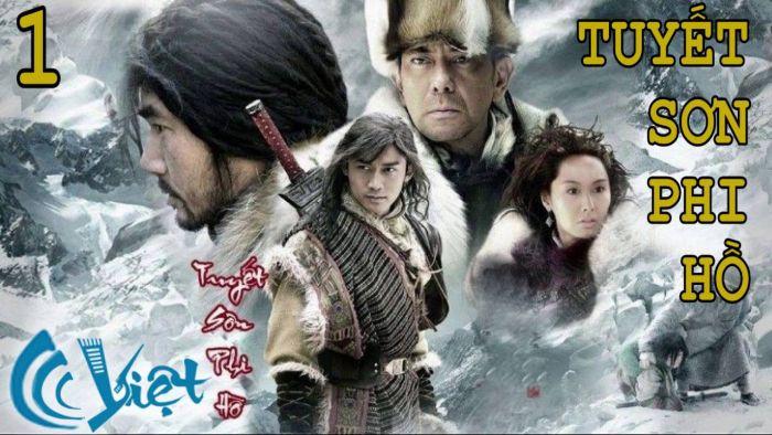 Là tác phẩm của nhà văn Kim Dung được chuyển thể thành phim