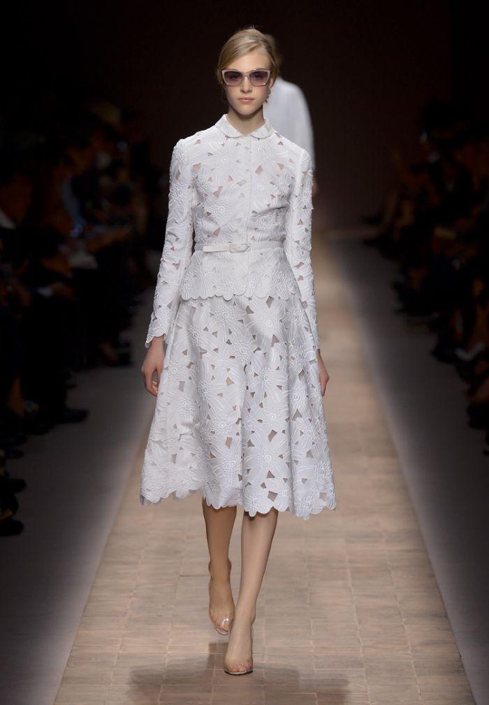 Nếu như trang phục là những bức vẽ thì Maria Grazia Chiuri và Pierpalo Piccioli xứng đáng