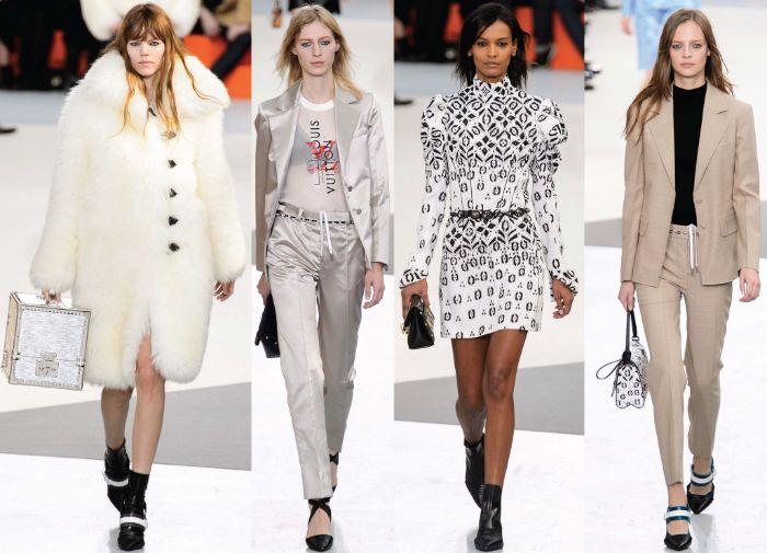 Một trong 8 bộ sưu tập thời trang đình đám được nhiều người biết đến đó là bộ sưu tập Louis Vuitton