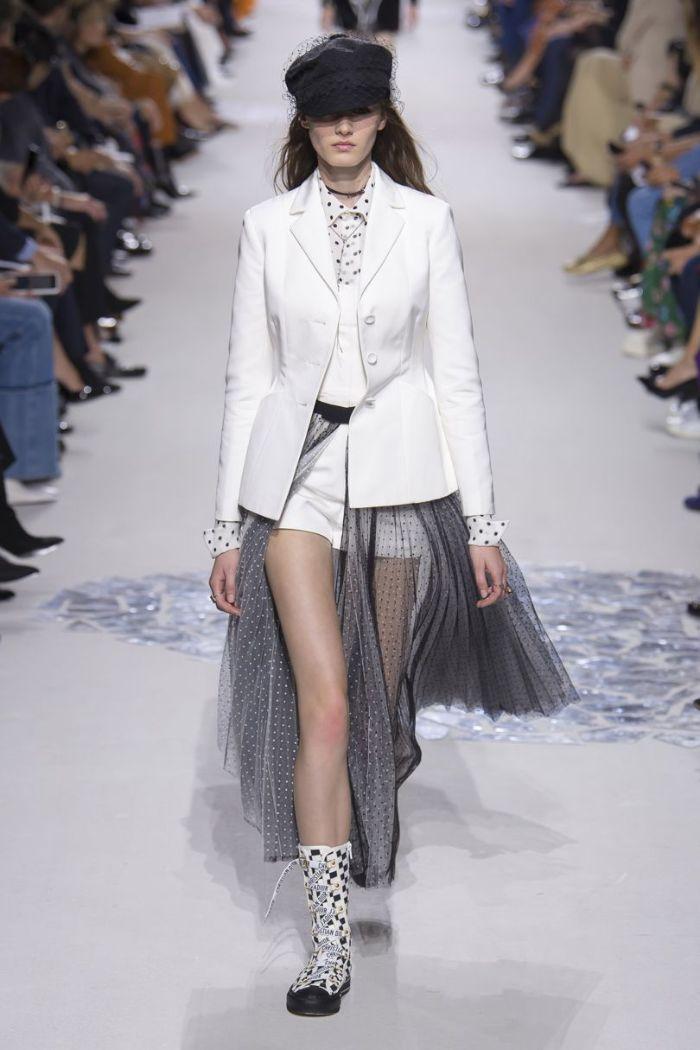 Một trong 8 bộ sưu tập thời trang đình đám không thể không nhắc đến đó là Dior