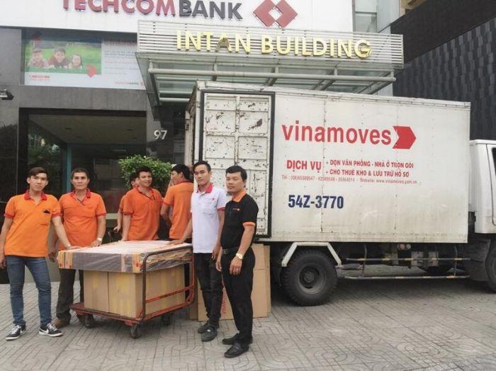 Công ty Vinamoves đã khẳng định được thương hiệu, tên tuổi cũng như vị thế của mình trên thị trường
