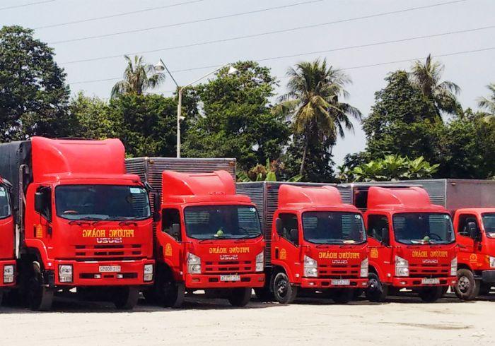 Một trong những đơn vị vận tải có nhiều trong ngành hiện nay chính là vận tải Phượng Hoàng