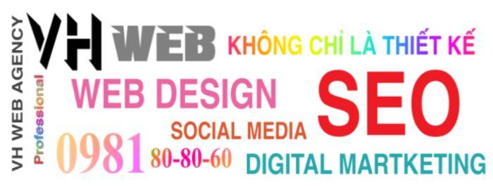 Được thành lập vào năm 2018, VH WEB đã nhanh chóng cải thiện chất lượng dịch vụ