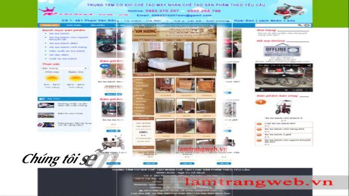 Lamtrangweb.vn cũng là cái tên có tiếng trong lĩnh vực viết bài SEO uy tín nhất thành phố Hồ Chí Minh hiện nay
