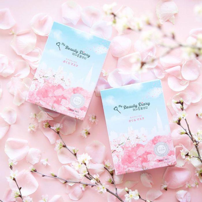 Mặt nạ giấy của My Beauty Diary là sản phẩm chăm sóc da chính của Đài Loan mà mọi người đều phải thử