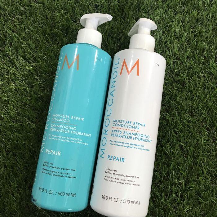 Dầu xả Moroccanoil được biết đến là một trong 8 loại dầu xả dưỡng tóc được các chuyên gia khuyên dùng