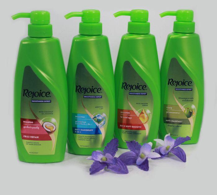 Rejoice Perfume Shampoo là bộ sưu tập dầu gội nước hoa cao cấp được Rejoice ra mắt lần