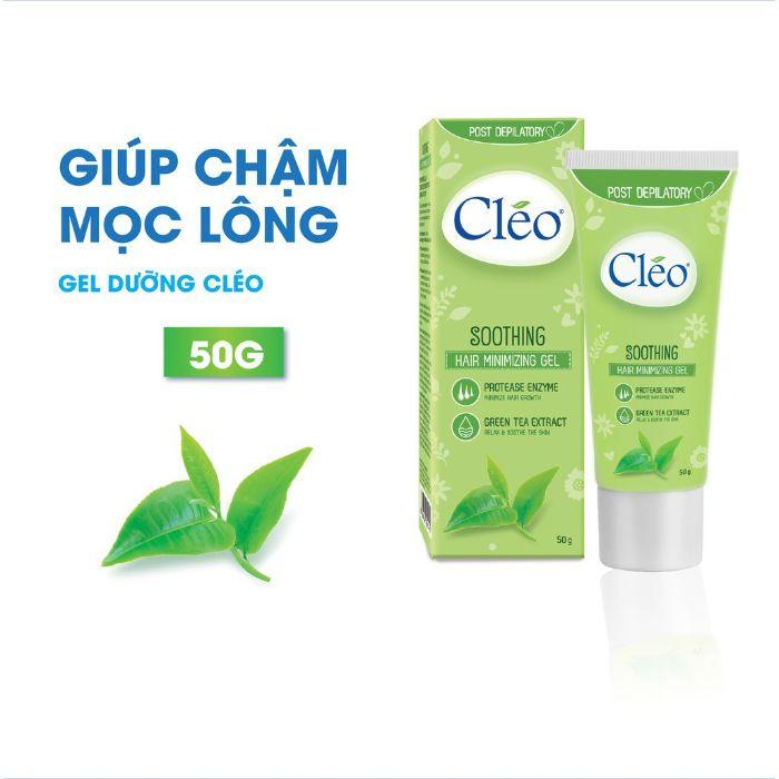 Kem tẩy lông toàn thân – Cléo sản phẩm chăm sóc da chuyên dụng sau khi tẩy lông