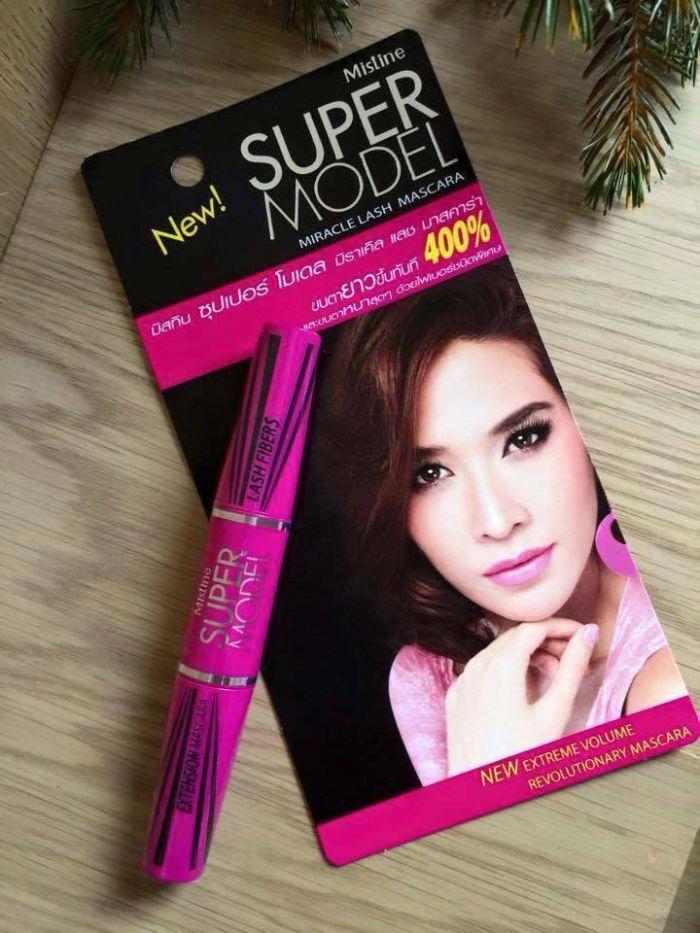 Super Model là mascara của thương hiệu Mistine đến từ Thái Lan