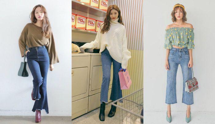 """Mốt quần jean ống loe từng là """"cơn bão"""" trong ngành thời trang vào những thập niên 60 – 70"""