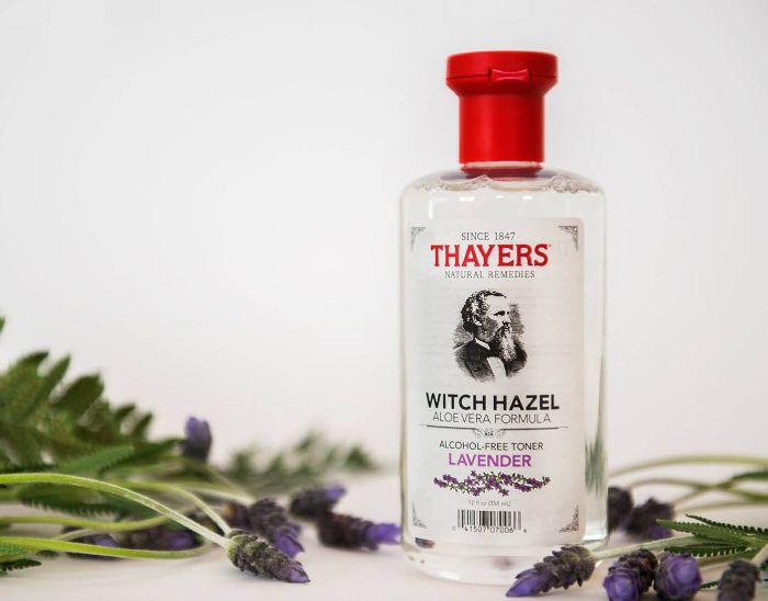 Thayers là một trong 8 sản phẩm nước hoa hồng được ưa chuộng nhất hiện nay