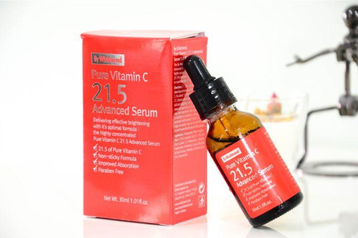 Serum Pure Vitamin C 21.5 Advanced Serum 30ml là một trong 8 loại serum dưỡng da tốt nhất hiện nay