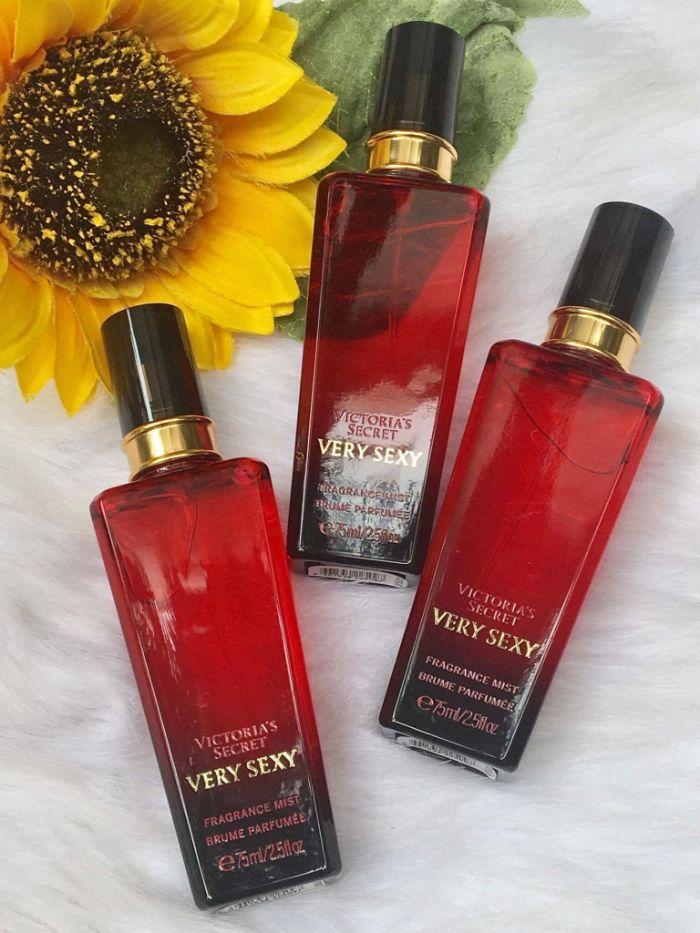 Very Sexy là mùi hương được ưa chuộng nhất của Victoria's Secret