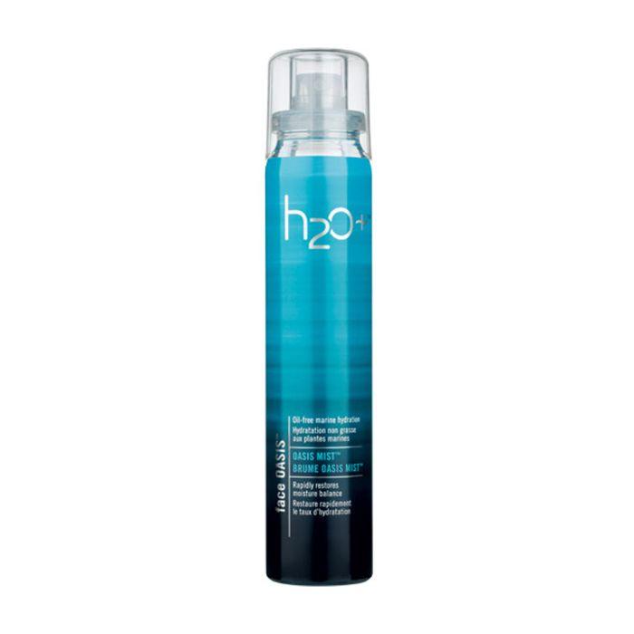 H20 Plus Oasis Face Mist hoạt động như một xịt khoáng năng lượng giúp khôi phục lại sự cân bằng tự nhiên của da