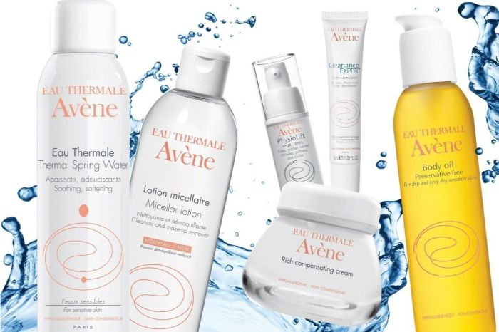 Avene là một trong 8 thương hiệu mỹ phẩm nổi tiếng đến đất Pháp tráng lệ