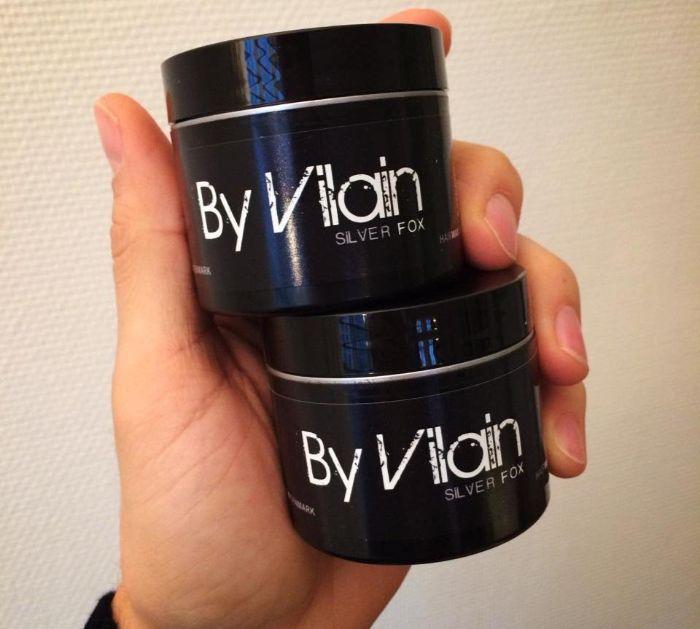 By Vilain là dòng sáp vuốt tóc cao cấp có mặt tại Việt Nam trong nhiều năm qua