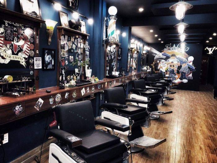 Ly The Barber Shop là một trong 8 tiệm cắt tóc nam đẹp chuyên nghiệp, chi phí hợp lý nổi tiếng Hà Nội