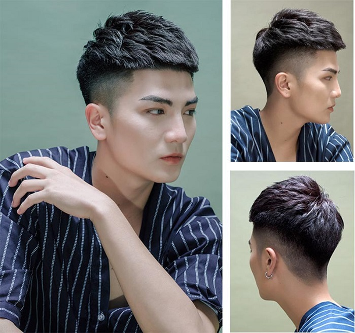 Mohican ngắn 2021