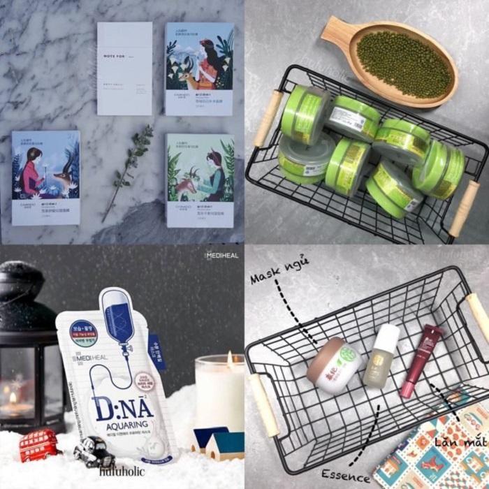 Một số sản phẩm tại Hufuholic