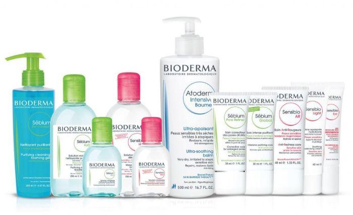 Các sản phẩm của Bioderma được khuyên dùng bởi hơn 33.000 bác sĩ trên 80 quốc gia khắp thế giới