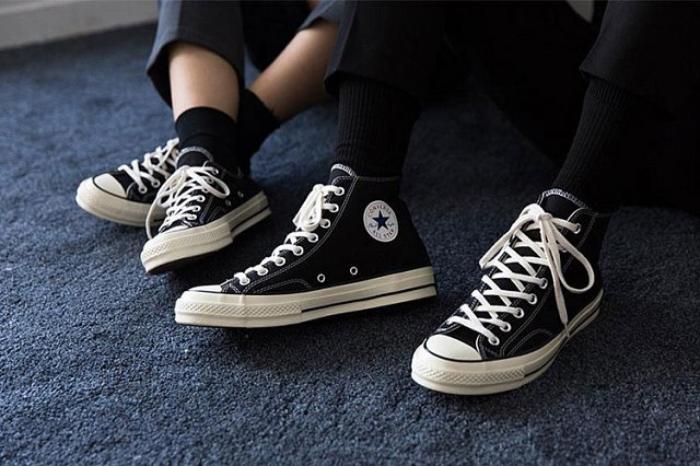 Converse là một trong những cái tên lâu đời nhất trong lịch sử giày dép và thời trang