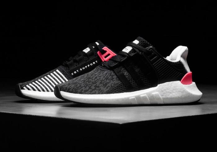 Adidas với phát kiến vật liệu nhẹ nhàng như lông vũ cùng công nghệ uốn cong rất độc đáo