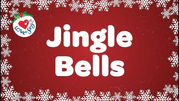 Jingle Bells là một trong những bài hát giáng sinh biết đến nhiều nhất