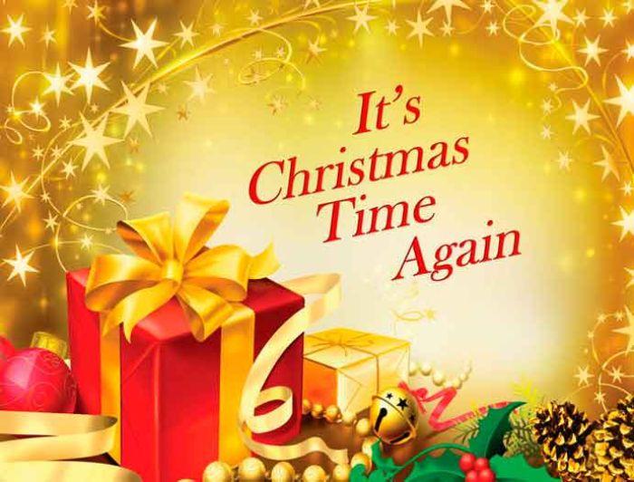 It's Christmas time again là ca khúc lễ hội do chính 2 thành viên của Backstreet Boys Nick Carter và Howie Dorough sáng tác