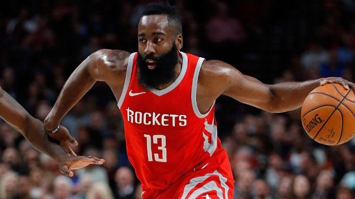 James Harden hiện đang là cầu thủ chơi cho đội Houston Rockets