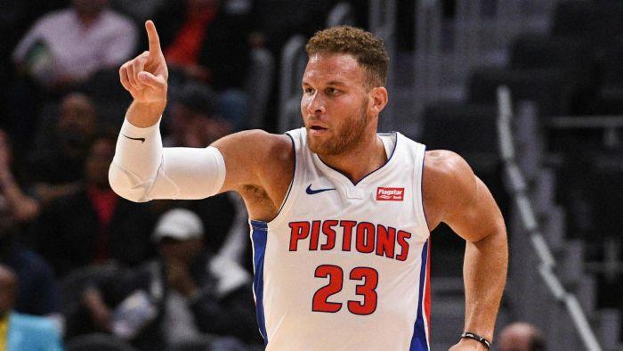 Blake Griffin đã trở thành một cái tên quen thuộc của NBA