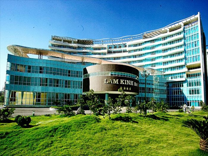 Một trong 8 khách sạn lớn nhất Thanh Hóa chính là Lam Kinh Hotel